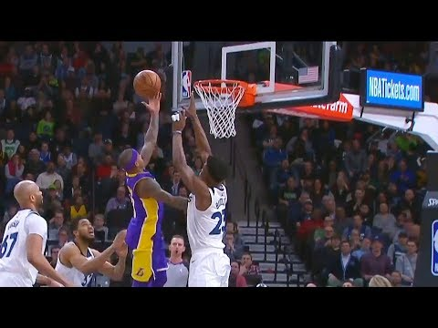 Isaiah Thomas GETS SHUT DOWN BY JIMMY BUTLER! Lakers vs Timberwolves