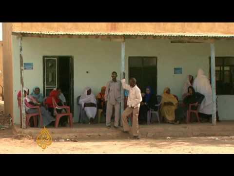 Irregularities beset Darfur poll vote