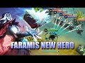 Faramis New Hero In Mobile Legends 😱 Rip Diggie And Kaja