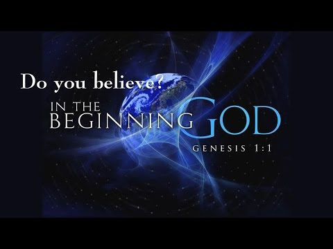 In the Beginning GOD public domain songs