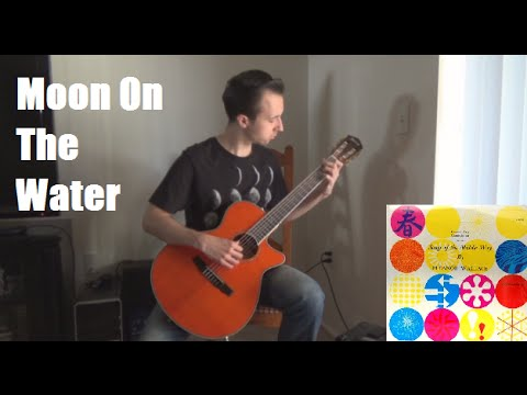 Moon On The Water (Eleanor Wallace) -  Folk Psych Guitar Cover