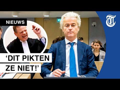Geert Wilders clasht keihard met OM