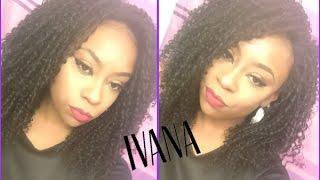 Sensationnel Hair Empress Lace Front Edge Wig - IVANA