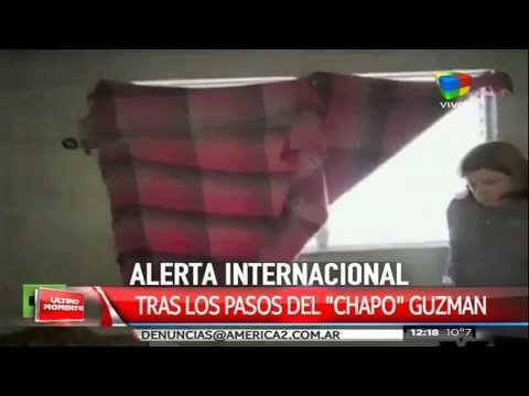 Los túneles por donde se fugó el Chapo Guzmán