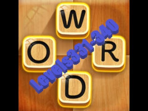 My Word Connect: Search the Word Stream levels 331-340
