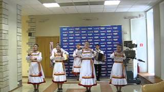 ГТРК Марий Эл, концерт марийской песни