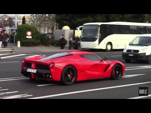 Supercars in Geneva March 2016 ! (LaFerrari, La Finale, 675LT, ...)