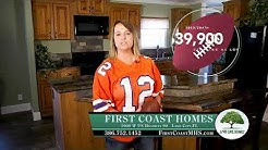 Manufactured Homes in Florida - First Coast Homes Fall 2018 SALE!