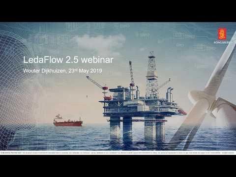 LedaFlow v. 2 5 release webinar