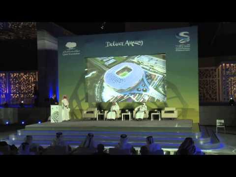 Qatar Foundation Stadium Launch - 2022 Supreme Committee