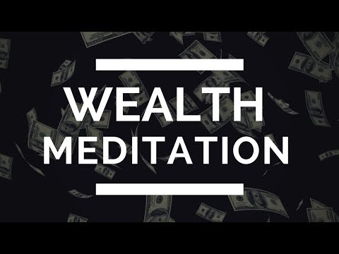 Become Wealthy with 1 Hour Meditation 432 Hz (LAW OF ATTRACTION)