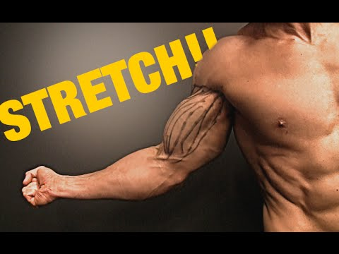 How to Stretch Your Biceps (FEEL IT INSTANTLY!)