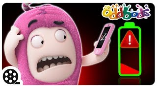 Oddbods | Everyday Perils | Funny Cartoons For Kids