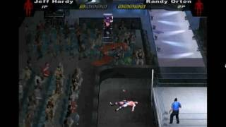 Jeff Hardy's Biggest Swanton Bomb - 3 from Smackdown Here Comes the Pain