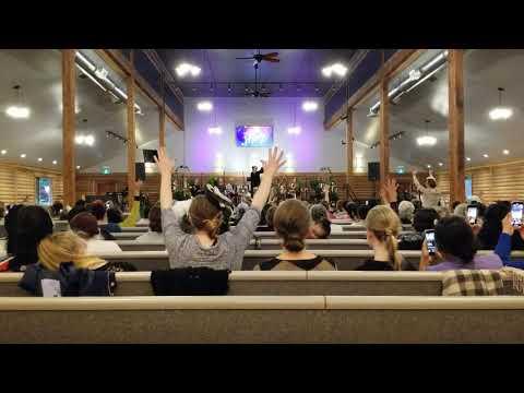 I Held On – Shara McKee live at BC Ladies Retreat 2019
