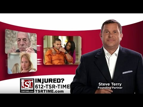 Minnesota Personal Injury Lawyer | TSR Injury Law | 612-TSR-TIME