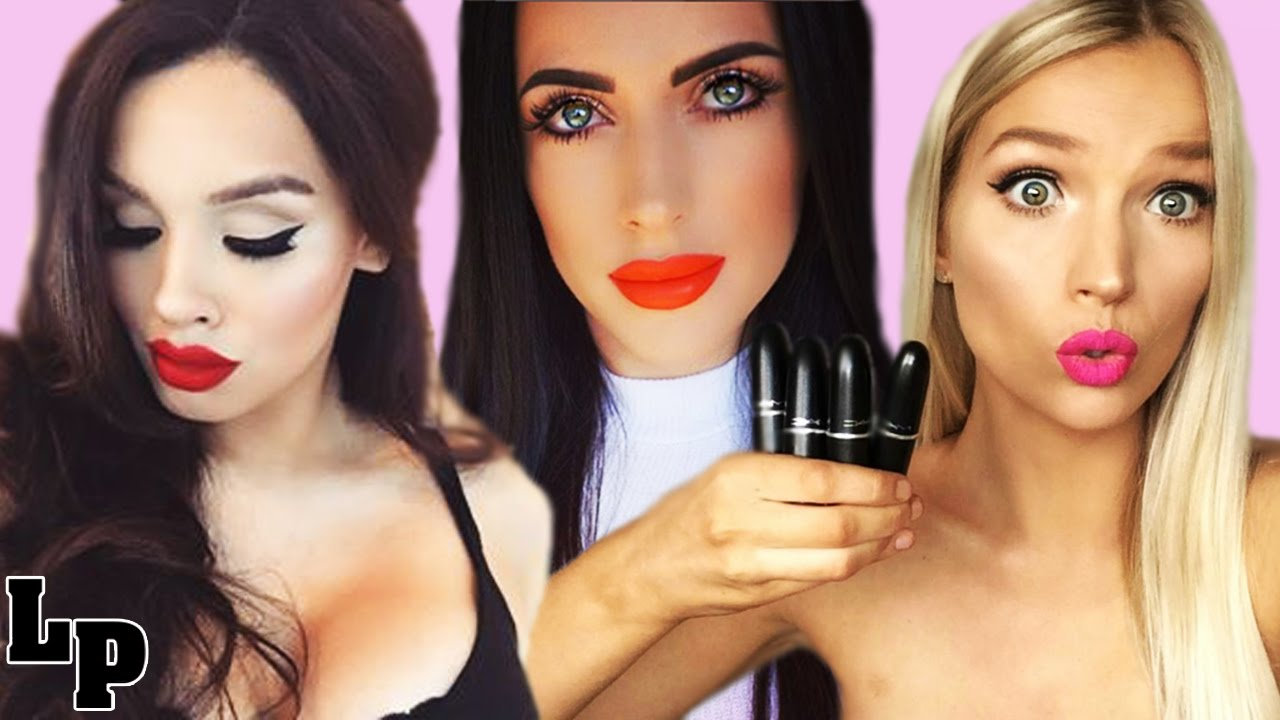 Top 10 Hottest Makeup Transformations
