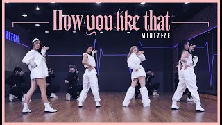 BLACKPINK - 'How You Like That' | Cover by MINIZIZE