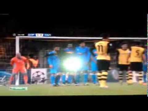 Боруссия Дортмунд 3-1 Наполи | Голы, моменты,пенальти | Borussia Dortmund 3-1 Napoli Goals