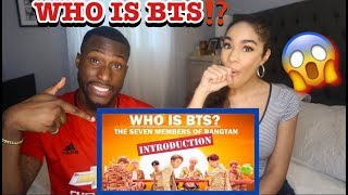 Baixar Who is BTS?: The Seven Members of Bangtan (INTRODUCTION) 🔥REACTION🔥