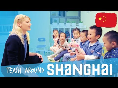 Teach abroad in China around Shanghai ⛩