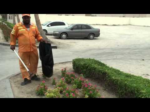 Dubai Municipality strives for a clean and litter free city