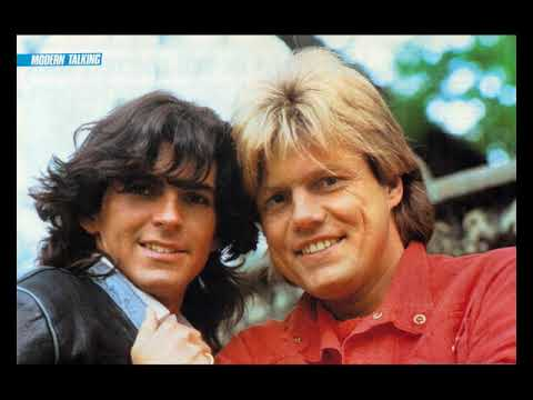 Modern Talking - With A Little Love (slideshow)