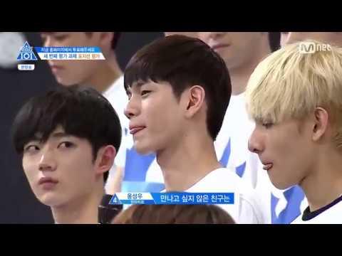 [Produce 101 S2] Ong Sung Woo & Kang Daniel Cut EP 6