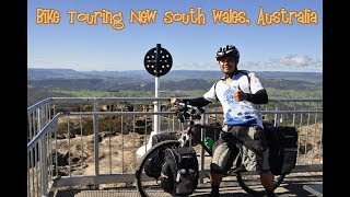 Bicycle Touring New South Wales, Australia