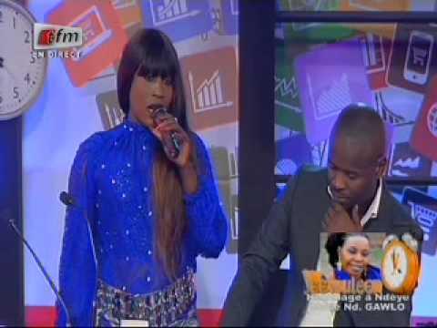 Yeewu Leen - 31 Mars 2014 - Invité Viviane hommage à ndeye marie ndiaye - P2