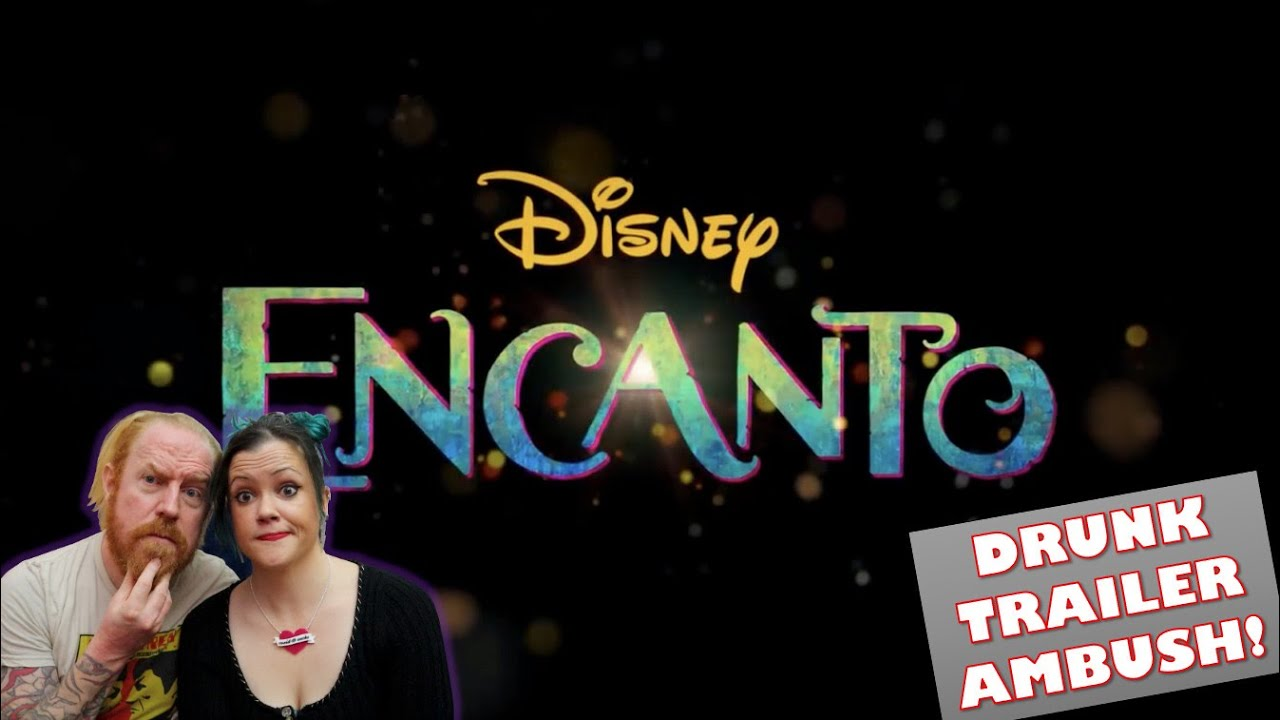 'Encanto' First Trailer: Lin-Manuel Miranda Scores Disney's ...