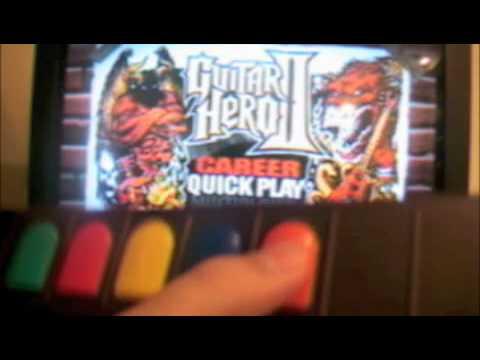 Guitar Hero 2 Cheats