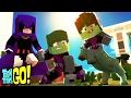 Minecraft: WHO'S YOUR FAMILY? - O BEBÊ MUTANTE FILHO DO MUTANO E DA RAVENA! (Jovens Titãs em Ação)