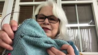 Joey's Scarf Ep.30 Sweaters, Colorwork and Ross