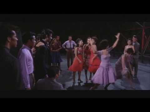 West Side Story  America 1080p HD