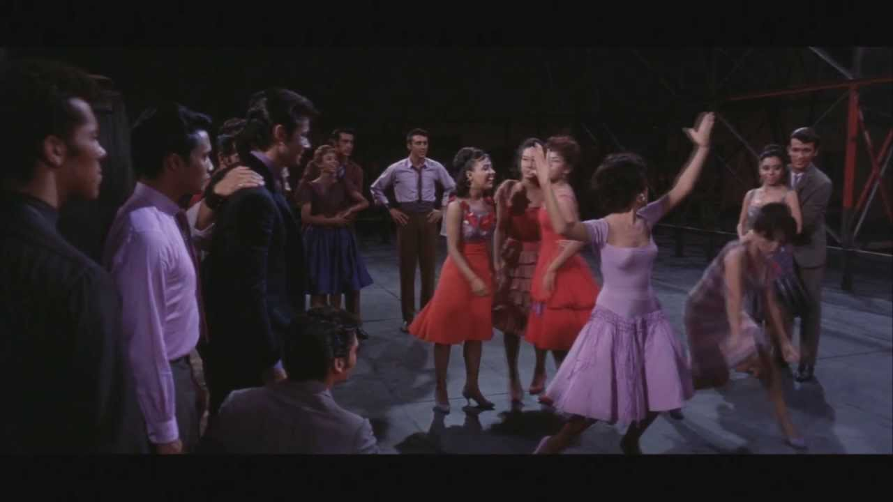 West Side Story America 1080p Hd Youtube