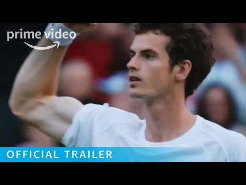 Andy Murray: Resurfacing - Official Trailer | Prime Video