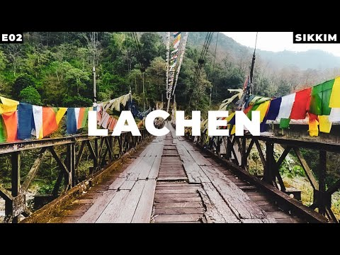 Sikkim Tour - Point Of View - Part 2 - Gangtok to Lachen