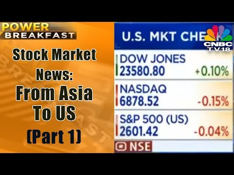 Power Breakfast | Stock Market News: From Asia To US | 28th Nov (Part 1) | CNBC TV18