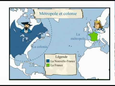 4- Les voyages de Jacques Cartier