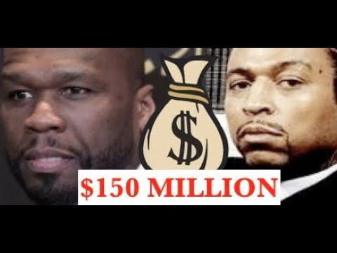 50 Cent Signs $150000000 Million Dollar Deal w Starz (Biggest EVER), Will with Get BMF Series NOW?