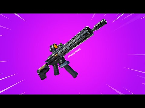 "NEW ""TACTICAL ASSAULT"" RIFLE COMING SOON!! (Fortnite Battle Royale LIVE)"