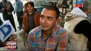 الشباب يتحدثون عن فرص العمل: «معنديش وقت اشتغل».. فيديو