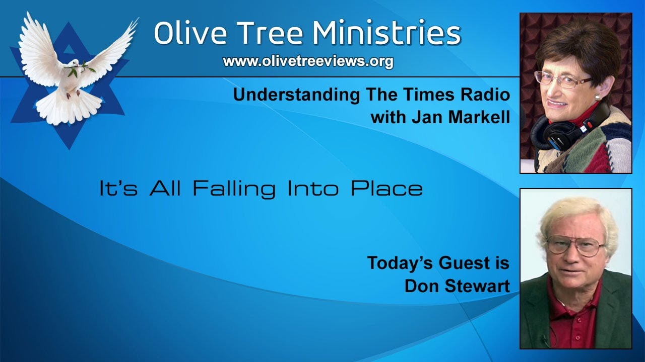 It's All Falling Into Place – Don Stewart