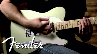Fender Vintage Noiseless Telecaster® Pickups -- CLEAN | Fender