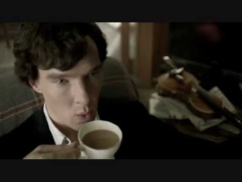Sherlock and Moriarty | Tea With Your...