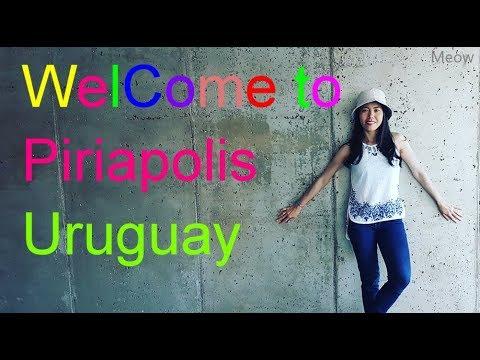 Piriapolis Uruguay Travel Trip | คนไทยในอุรุกวัย |