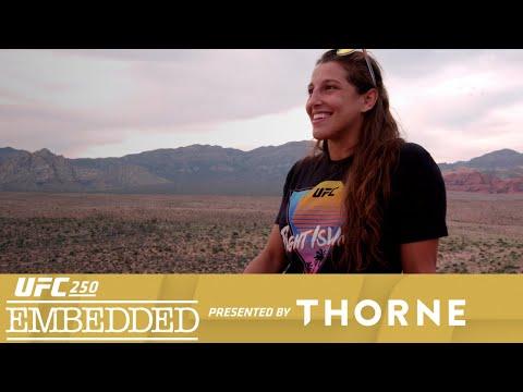 UFC 250 Embedded: Vlog Series - Episode 2