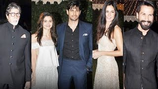 Ronnie Screwvala's Daughter Wedding Reception FULL Videos