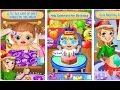 Christmas Sweet Baby Daycare - Happy Duck Educational - Videos Games for Kids - Girls - Baby Android